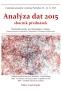 Analýza dat 2015