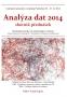 Analýza dat 2014